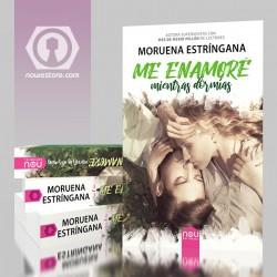 La mejor new adult con Moruena Estríngana para Nou editorial. En tapa dura y para coleccionistas.