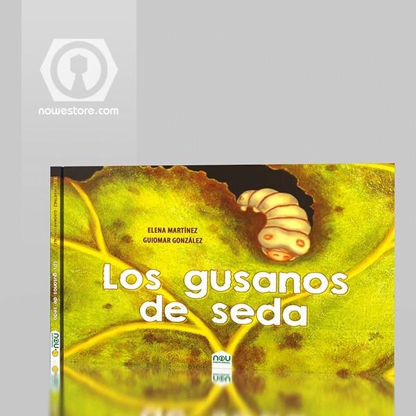 Cuento infantil, llegan los gusanos a casa por Nou editorial
