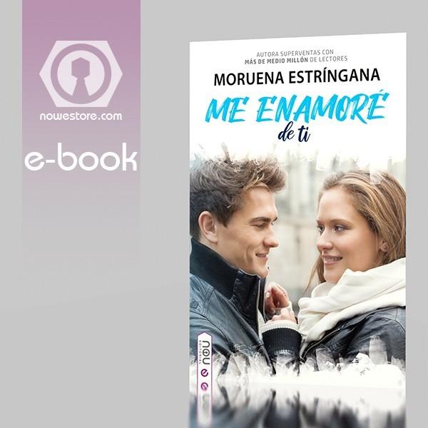 La mejor new adult con Moruena Estríngana para Nou editorial.